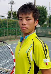 テニス 喜多元明 選手
