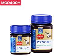 マヌカヘルス マヌカハニーMGO400+